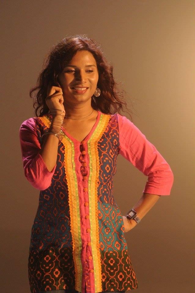Activist and TV host Rose Venkatesan. Image Source: Rose Venkatesan/Facebook.