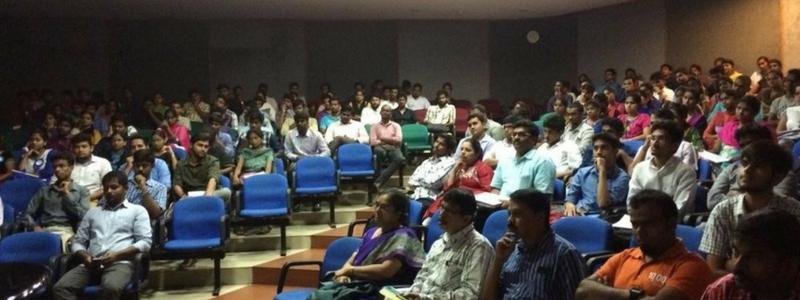 Neeraj Kumar- IT professional quits job for fellowship