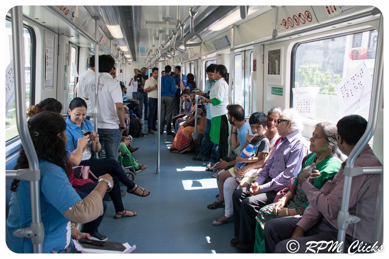 rapid metro gurgaon accessible ride 1