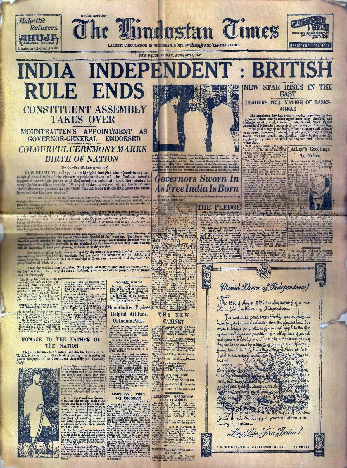 The_Hindustan_Times_front_page_15_August_1947_(1187_×_1600)