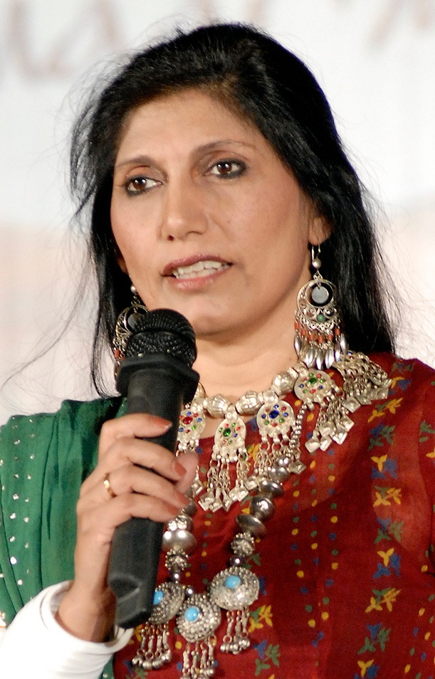 Fouzia Saeed. Source: Wikipedia