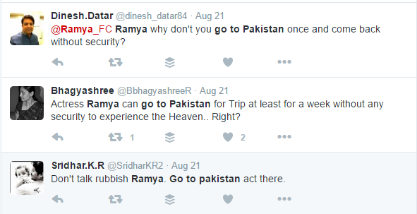 Ramya Pakistan