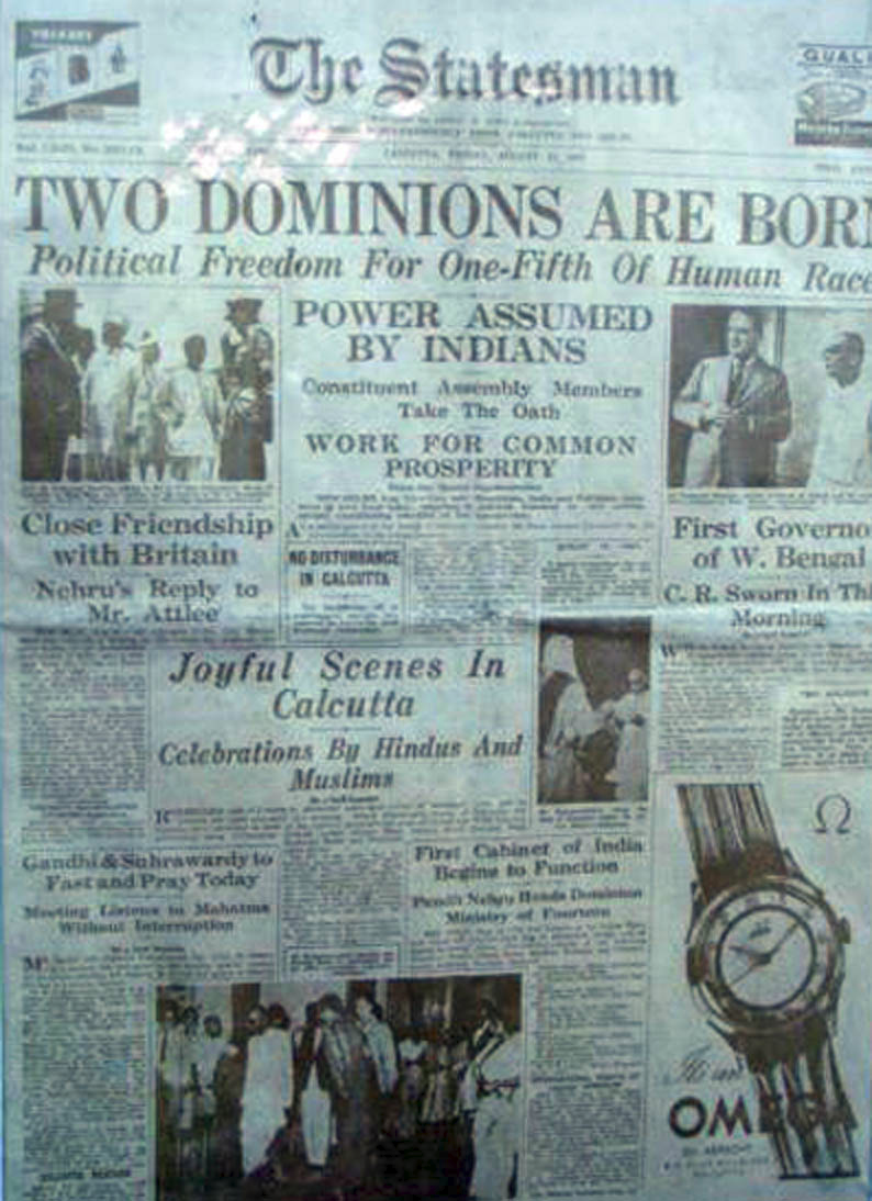 The_Statesman_front_page_15_August_1947