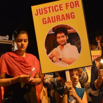 Gaurang bobde murder case justice protest thumbnail