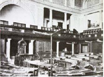 बम कांड के बाद सेंट्रल असेंबली, 8 अप्रैल 1929