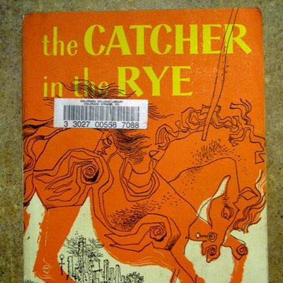 phoebe s influence in the catcher in