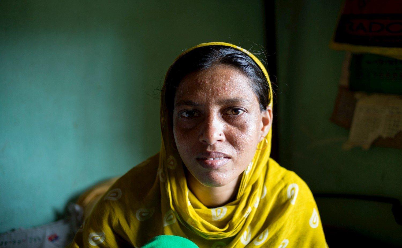 Nur Jahan, MDR TB Survivor