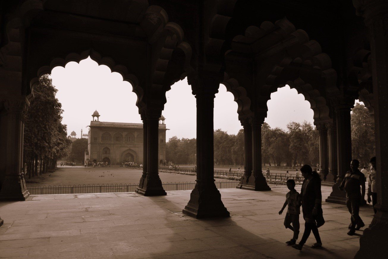 photo story. introduction to delhi. 9