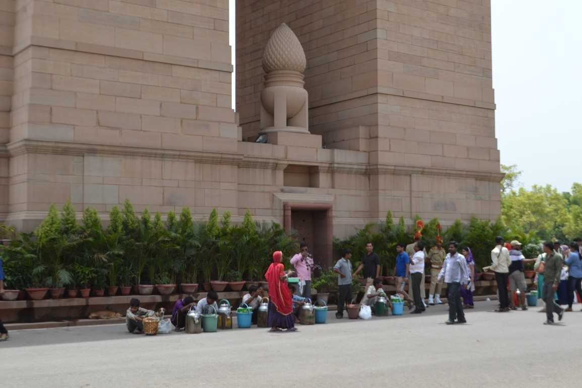 photo story. introduction to delhi. 3