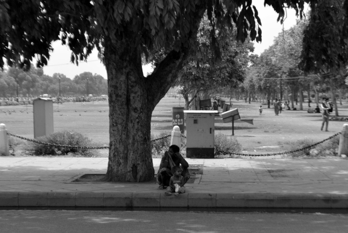 photo story. introduction to delhi. 4.
