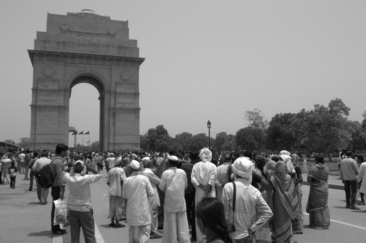 photo story. introduction to delhi. 5