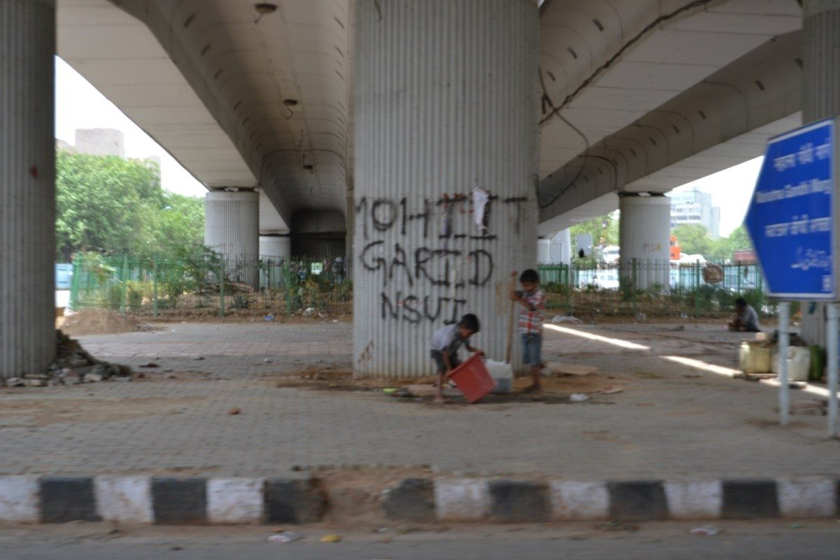 photo story. introduction to delhi. 1.