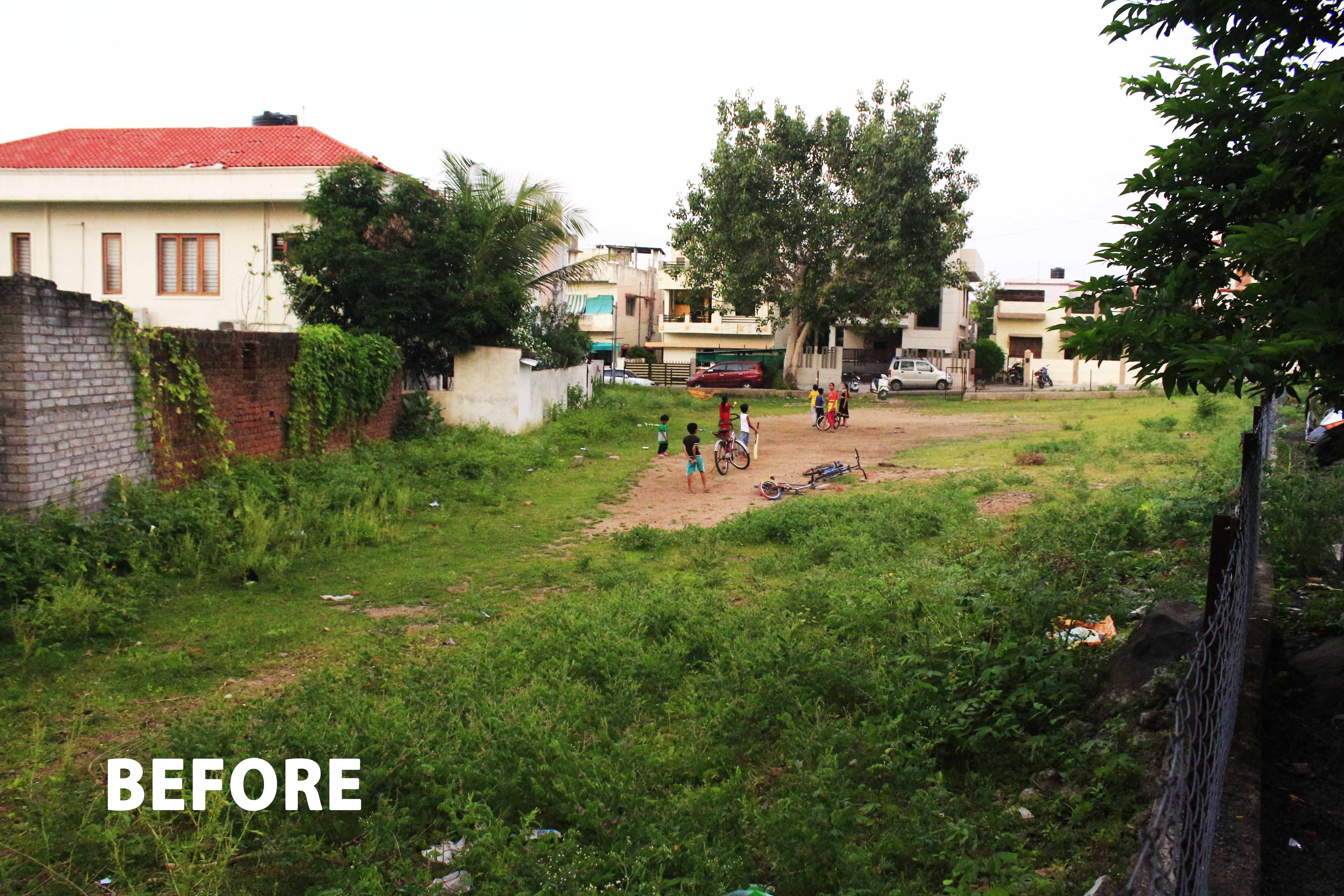 The Impact Of The Change Makers Project In A Colony In Nagpur