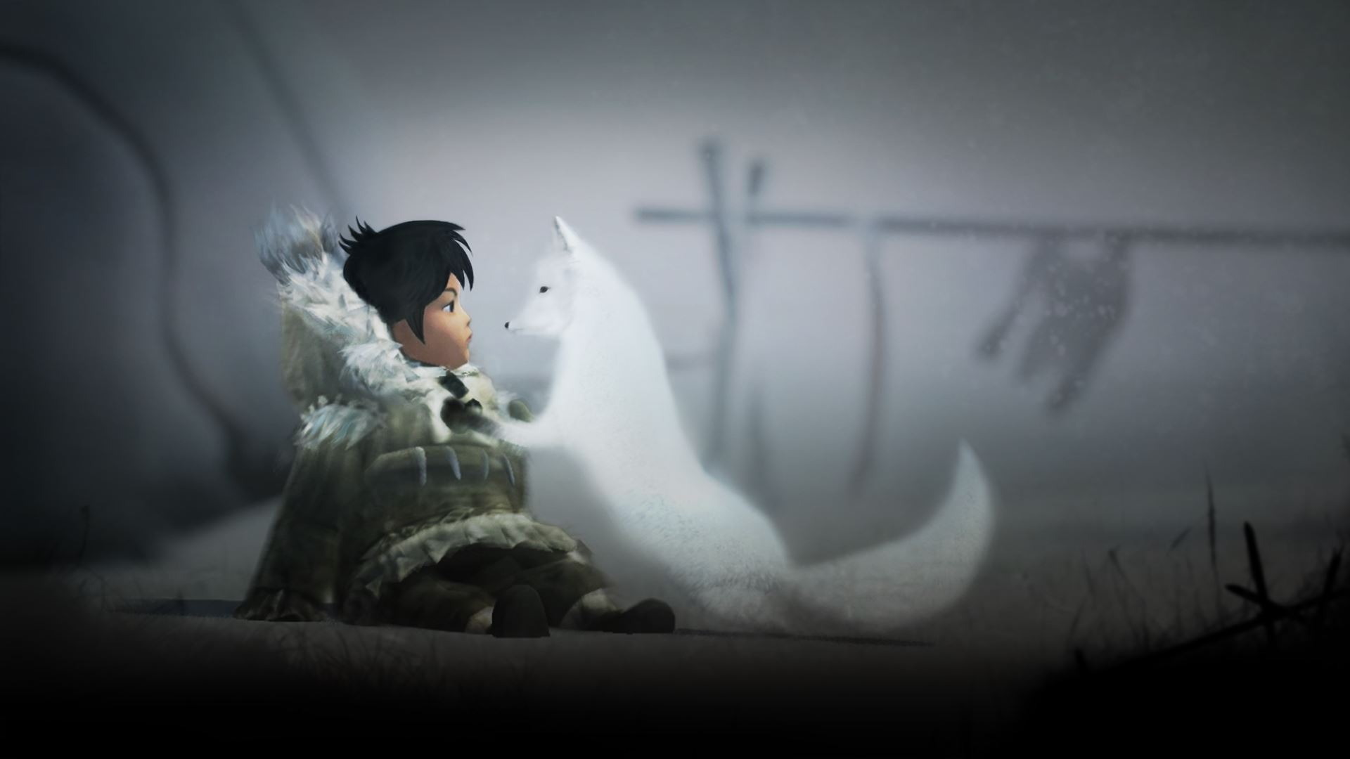 Nuna, from Never Alone