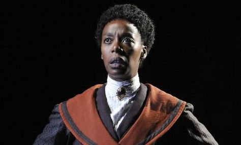 Noma Dumezweni played Hermione Granger in Harry Potter and the Cursed Child. Credit: Blavity