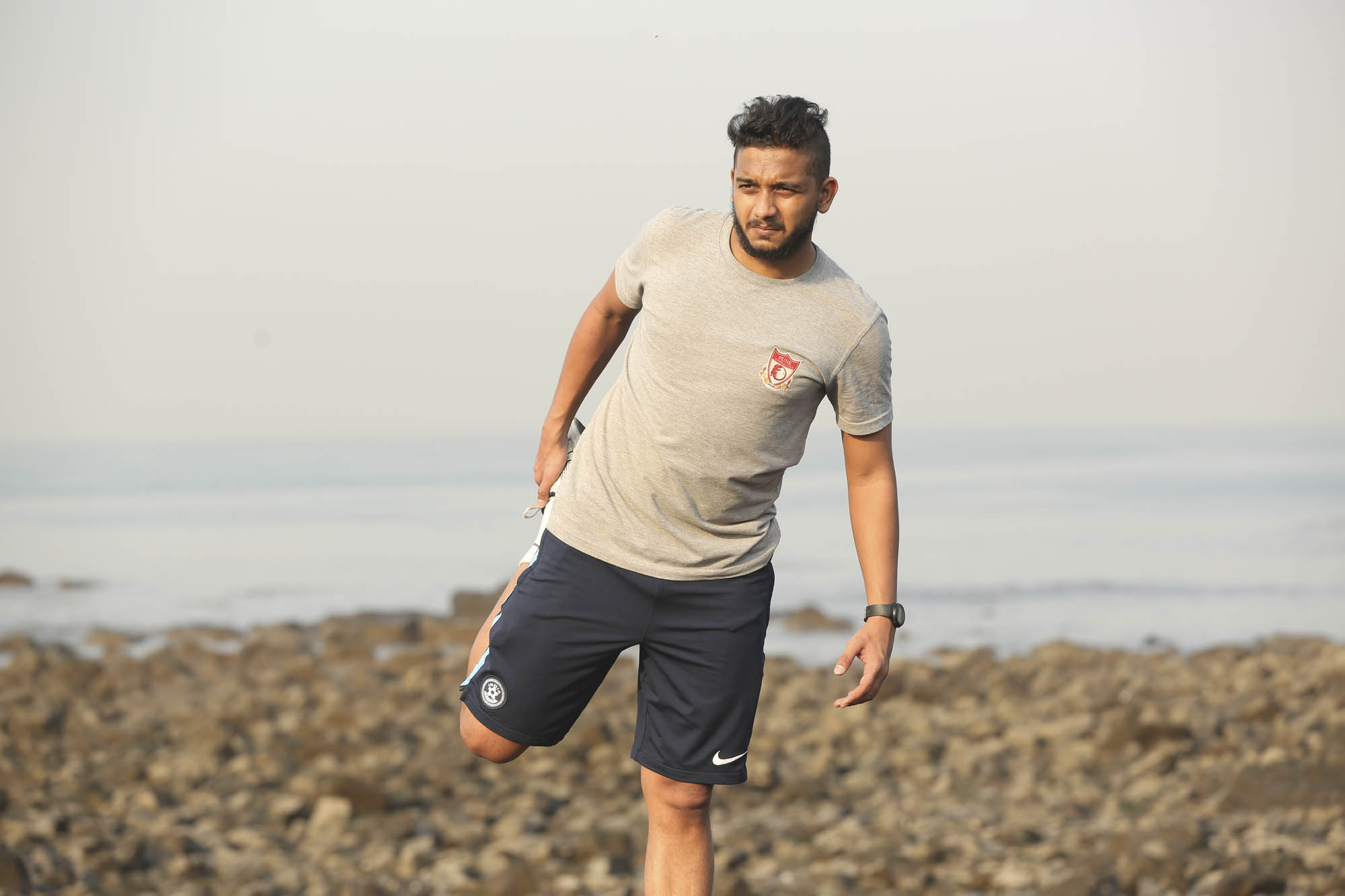 Saurabh Rane, MDR Tb survivor and fitness enthusiast