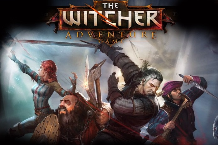 Picture of witcher 3's adventure game