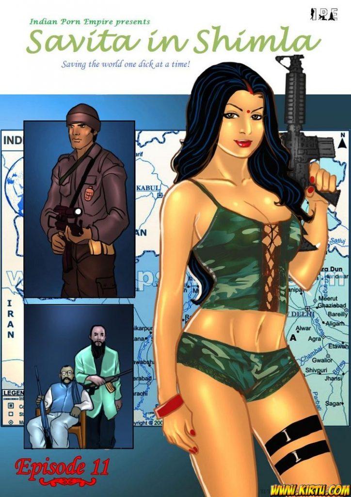 Lire Savita Bhabhi Comics porno