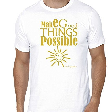 make good things possible - the puppeters tshirt company