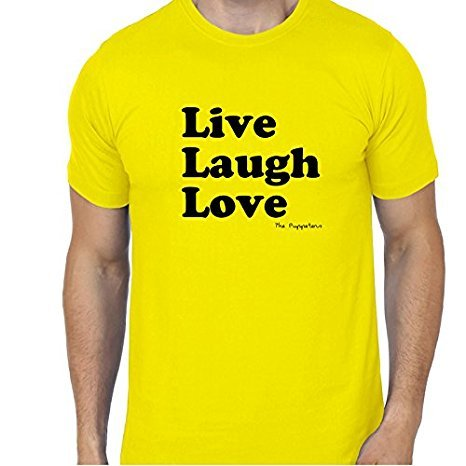 live laugh love the puppeters tshirt company