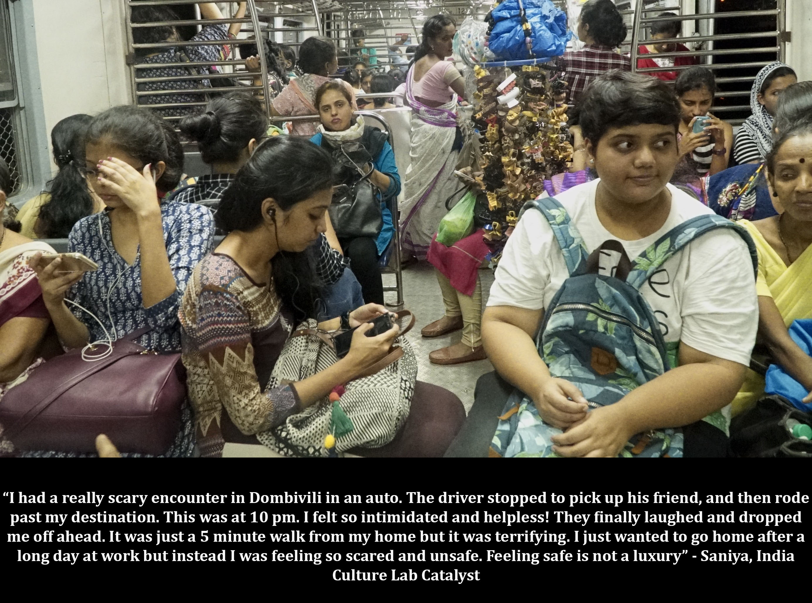 Saniya, 19, Student and Godrej India Culture Lab Catalyst