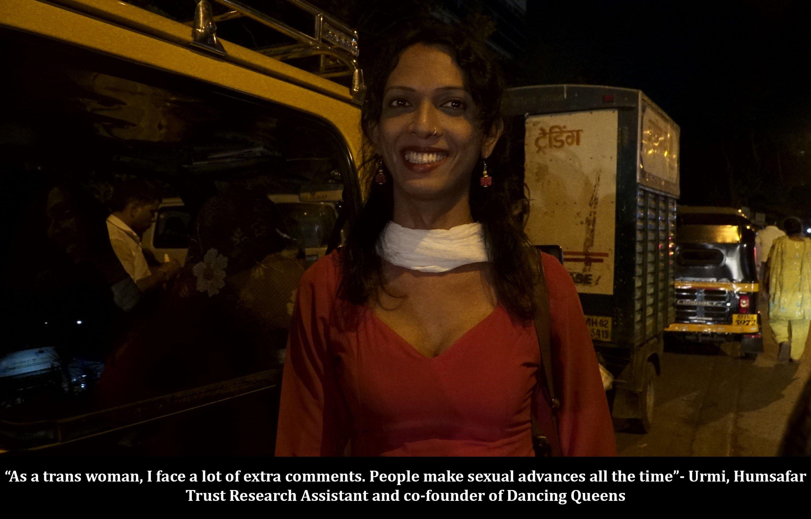Urmi, LGBT activist