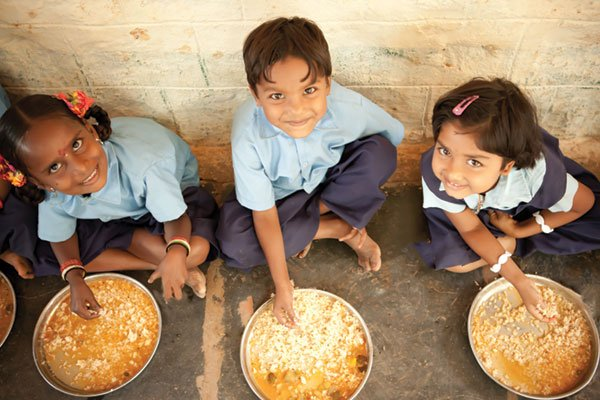 Mid-Day-Meal-Programme