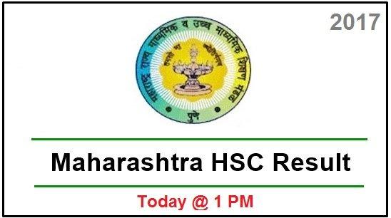 Maharashtra HSC Result 2017