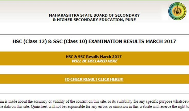 Maharashtra HSC Result 2017, 12th Class Result Declared Check Here