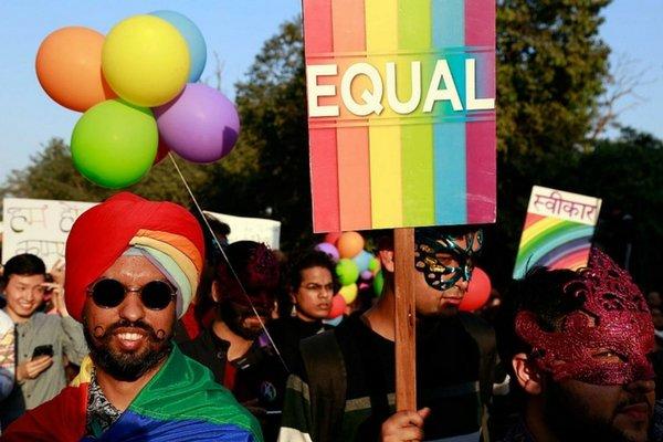 LGBT Pride Parade Delhi
