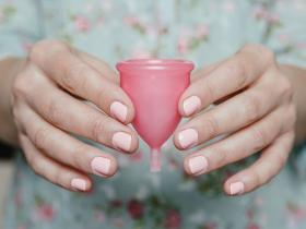 Menstrual cups : Top five facts