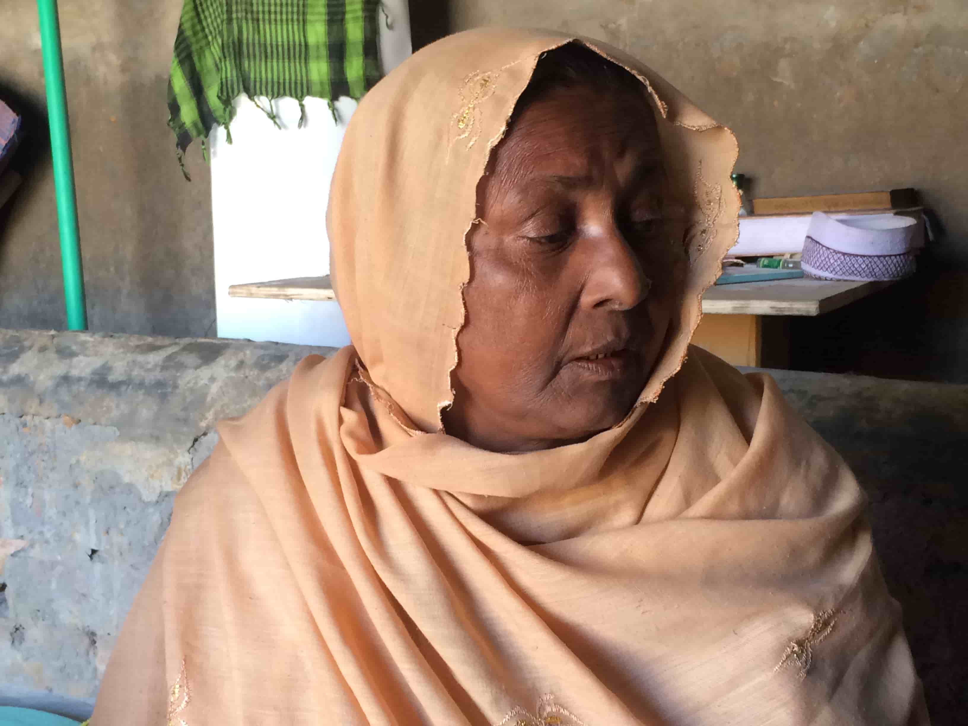 A Rohingya Muslim Refugee in India talks about her experiences