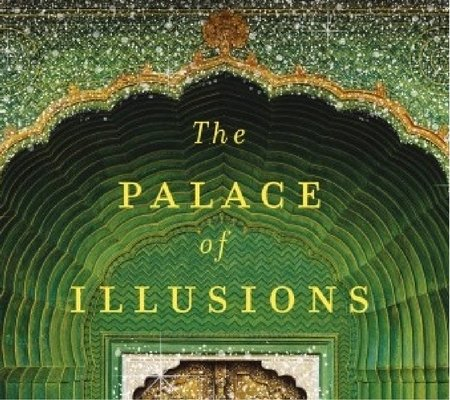 Chitra Banerjee Divakaruni's book 'The Palace Of Illusions'