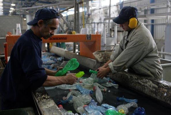 Israeli Plastic Recycling Plant
