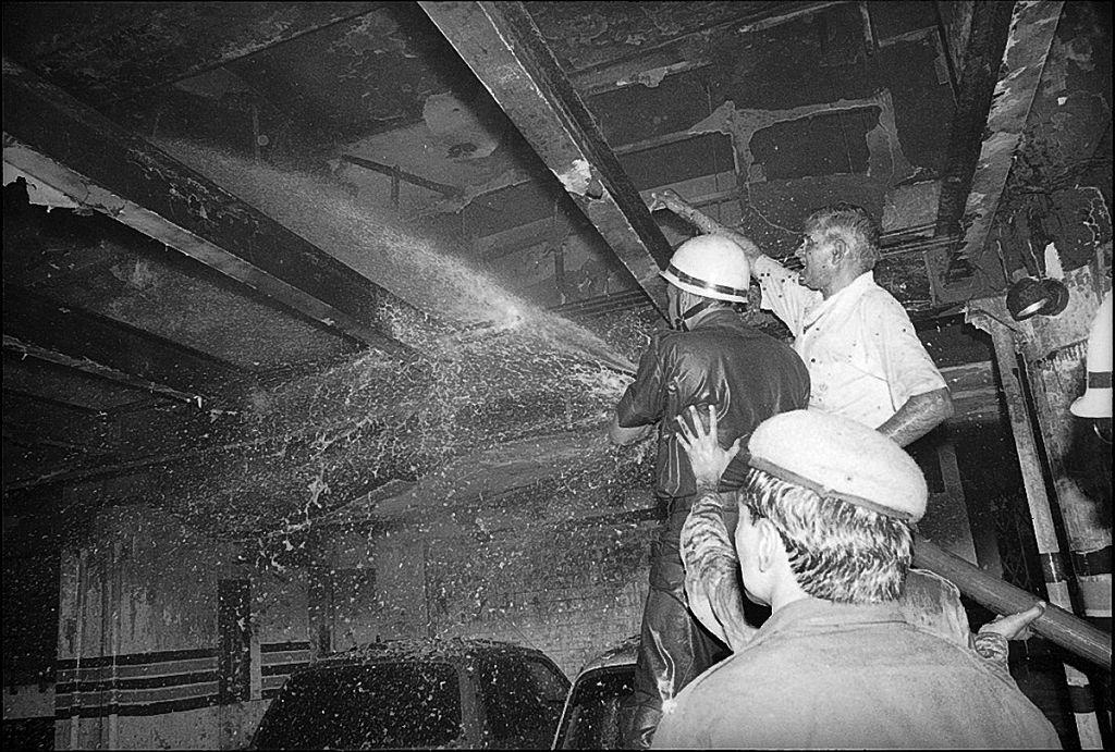 1997 fire in uphaar cinema delhi