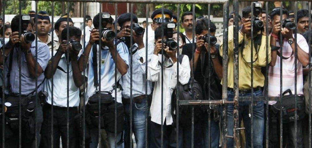 Journalist & photographers