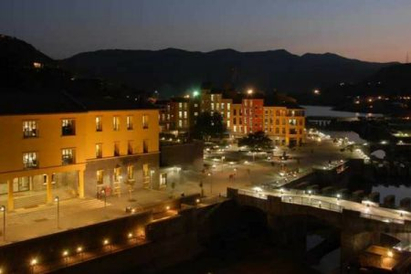 The City of Lavasa, Maharashtra