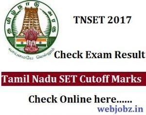 TNSET Result 2017