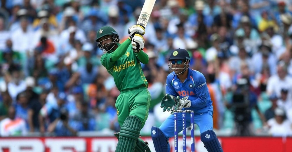 Champions Trophy 2017 Final Played Between India vs. Pakistan