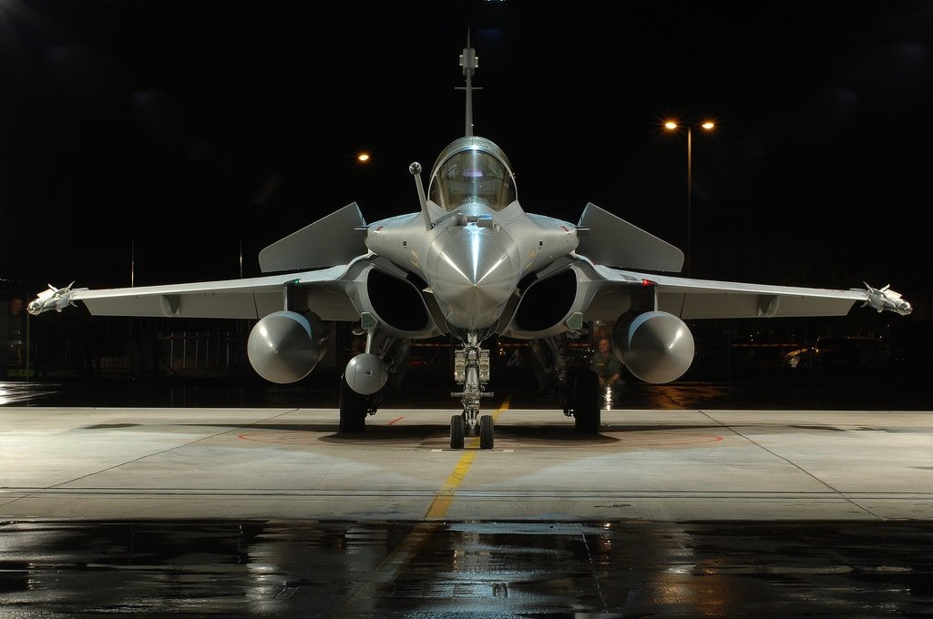 French Fighter Jet Rafale