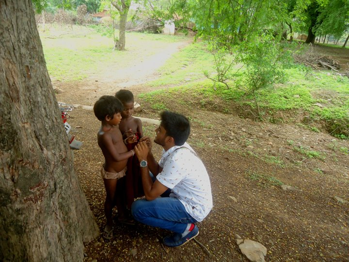 Jharkhand Tribal kids suffering from malnutrition