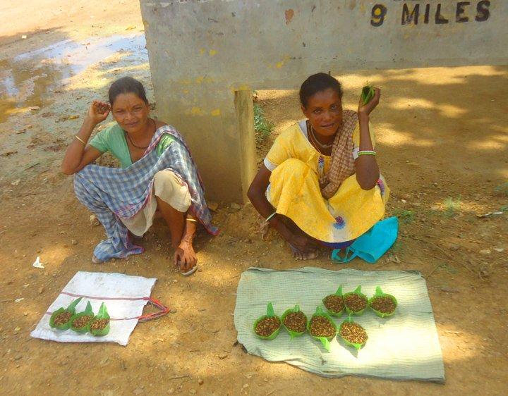 Saranda tribal women of jharkhand