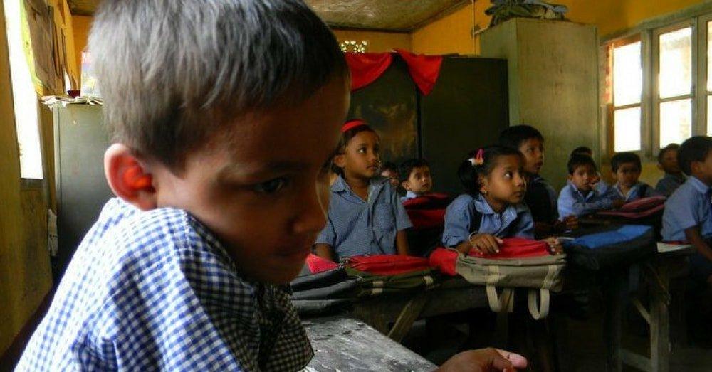 Primary School Kids India