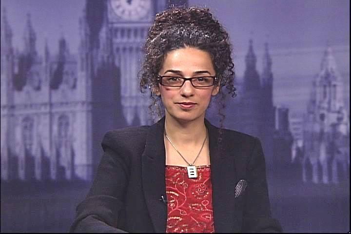 Iranian Journalist Masih Alinezad