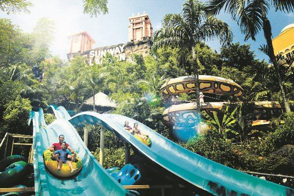 Sunway Lagoon Theme Park