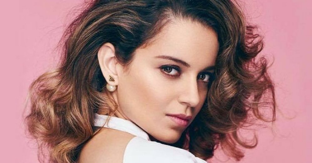 Kangna Bollywood actress raising voice against nepotism
