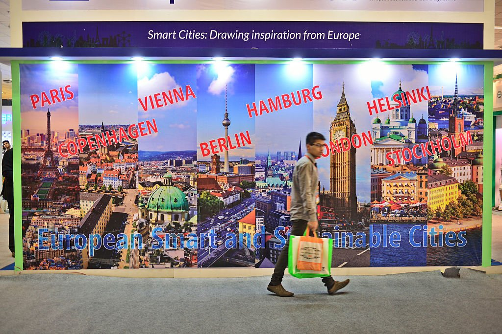 Smart Cities India 2015 Exhibition
