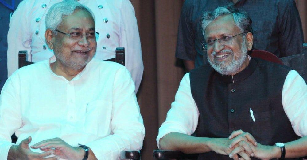 Nitish & Sushil Modi