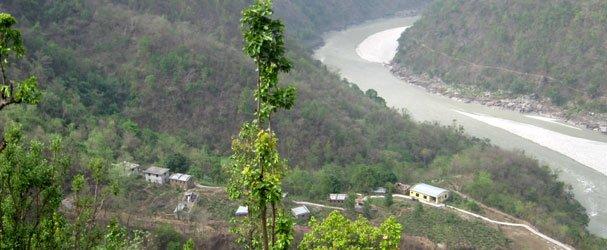 Locals Are Opposing The Pancheshwar Dam On Mahakali River