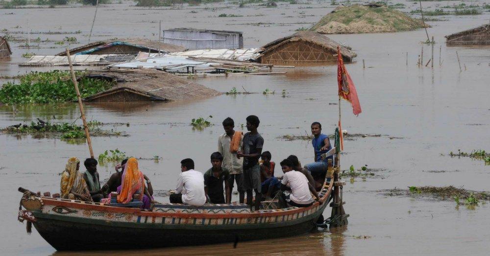 bihar flood august-2016